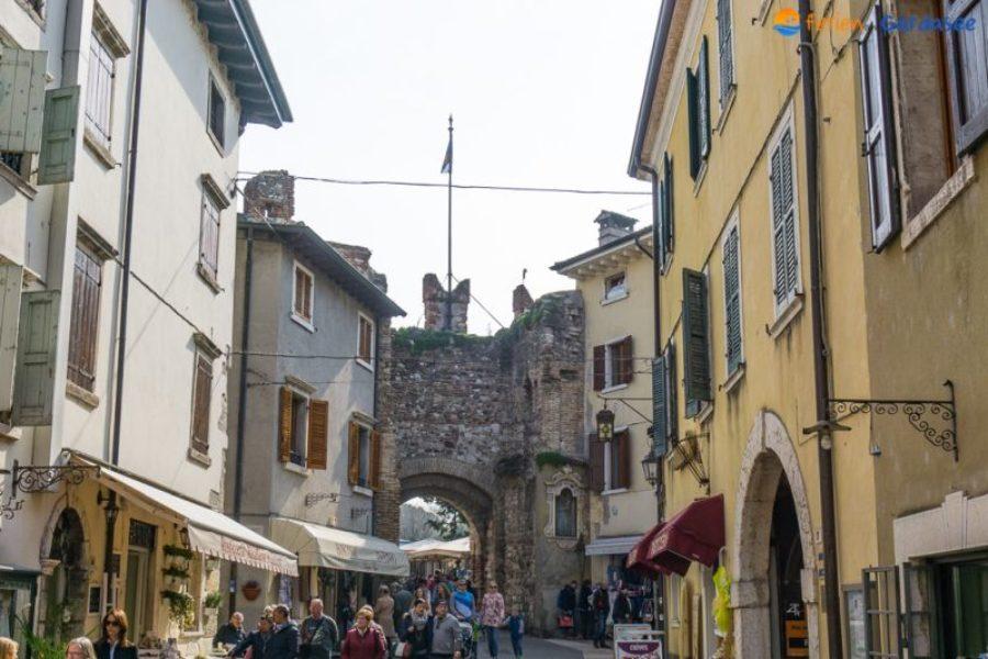 Lazise Altstadt